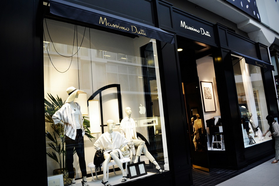 massimo dutti abrir una nueva tienda en barcelona buscar empleo. Black Bedroom Furniture Sets. Home Design Ideas